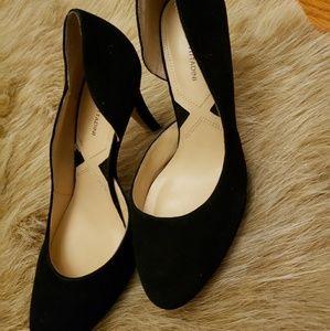 Black heels 10M Vittadini